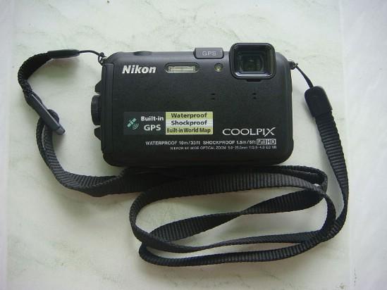 Обзор экшен камеры Nikon Coolpix AW100